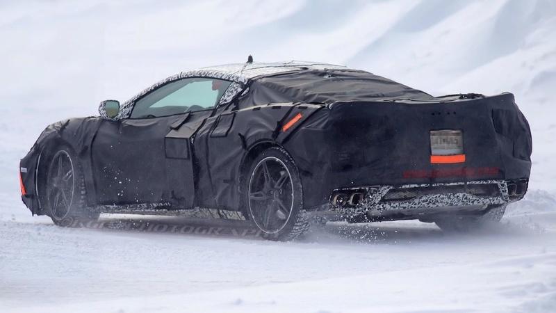 2019 - [Chevrolet] Corvette C8 Stingray 3d673910
