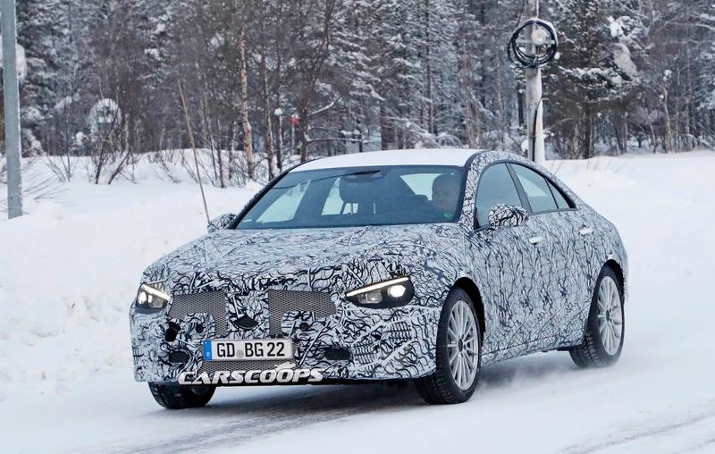 2019 - [Mercedes-Benz] CLA II 3d72c510