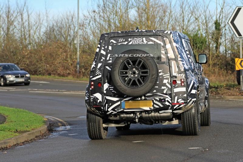 2018 - [Land Rover] Defender [L663] - Page 5 3dd35610