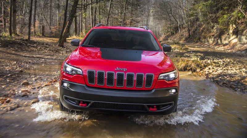 2016 - [Jeep] Cherokee restylé - Page 2 3e225510
