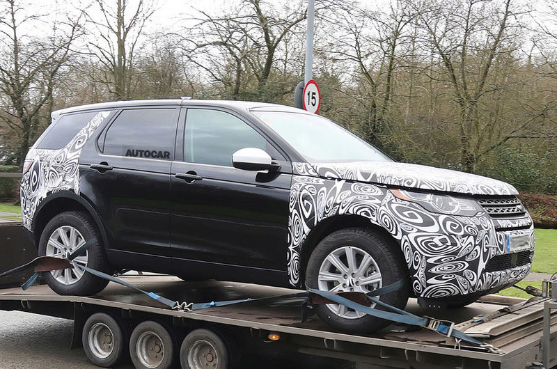 2014 - [Land Rover] Discovery Sport [L550] - Page 12 3e375410