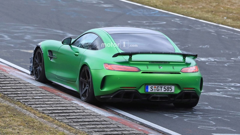 2014 - [Mercedes-AMG] GT [C190] - Page 30 3ed91310