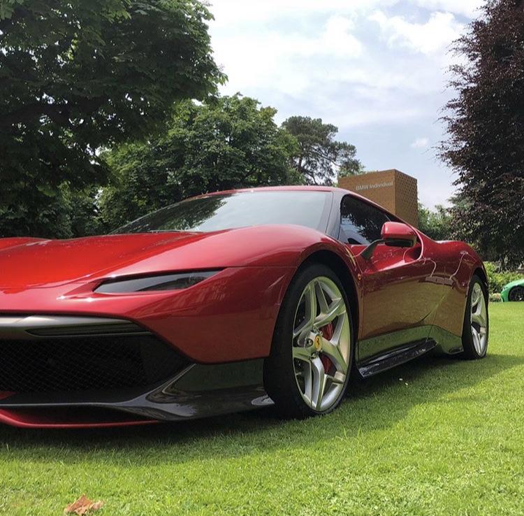 [Ferrari] Modèles uniques / One Off - MàJ : F12 TRS - Page 6 3ef51710