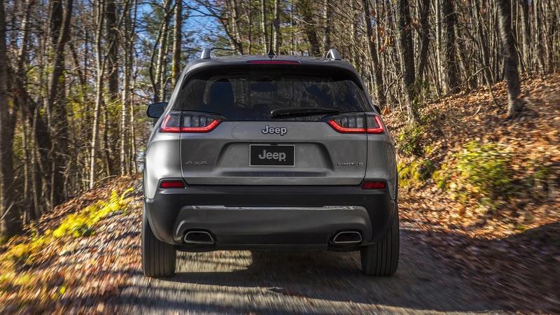 2016 - [Jeep] Cherokee restylé - Page 2 3f0b9b10