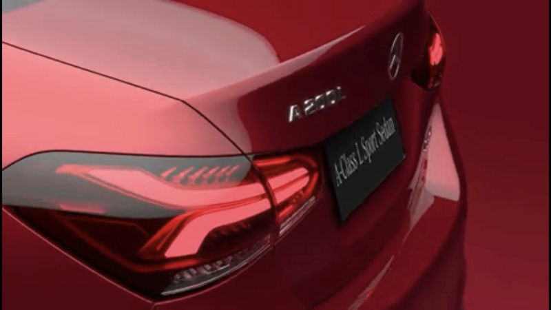 2018 - [Mercedes-Benz] Classe A Sedan - Page 3 3f19eb10