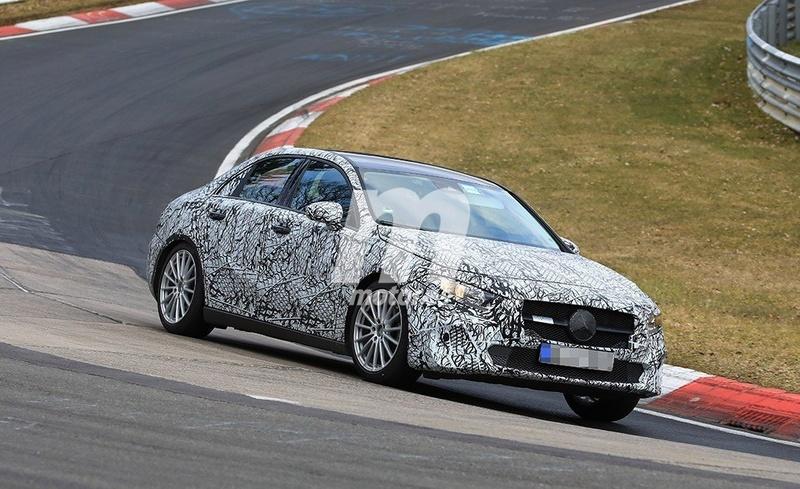 2018 - [Mercedes-Benz] Classe A Sedan - Page 3 3f1b2610