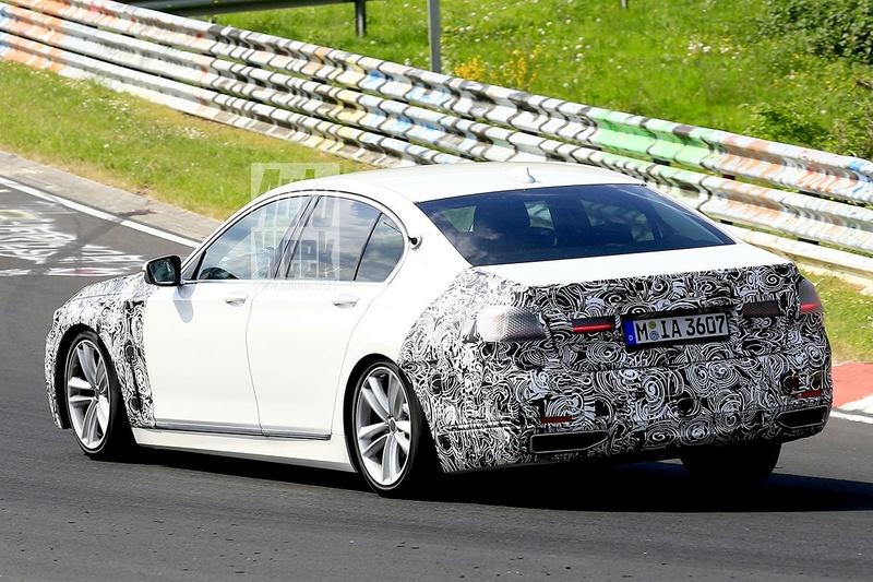 2019 - [BMW] Série 7 restylée  3f610b10