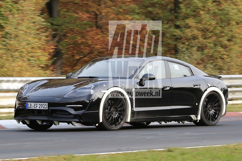 2019 - [Porsche] Taycan [J1] - Page 2 3f967410