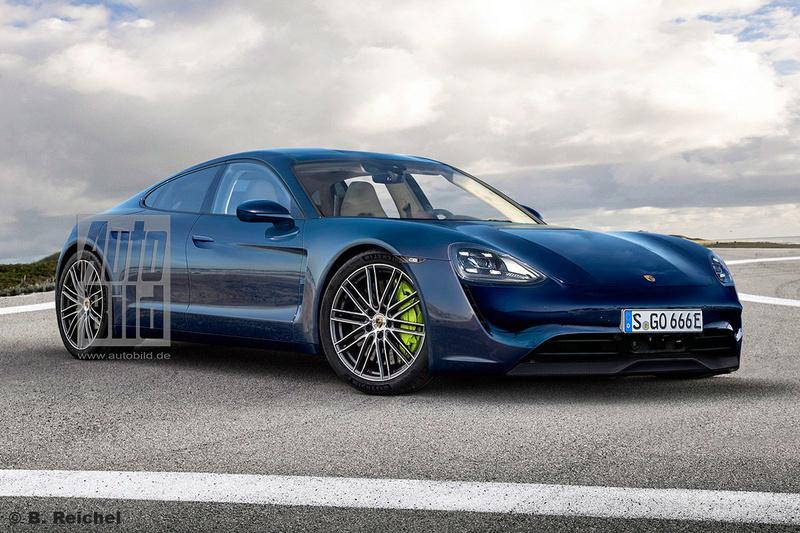 2019 - [Porsche] Taycan [J1] - Page 2 3ffcdc10