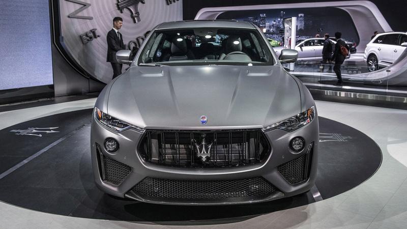 2016 - [Maserati] Levante - Page 11 40f3ef10