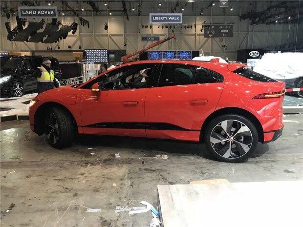 2018 - (Suisse) Salon de l'Automobile de Genève - Page 5 41bcf810