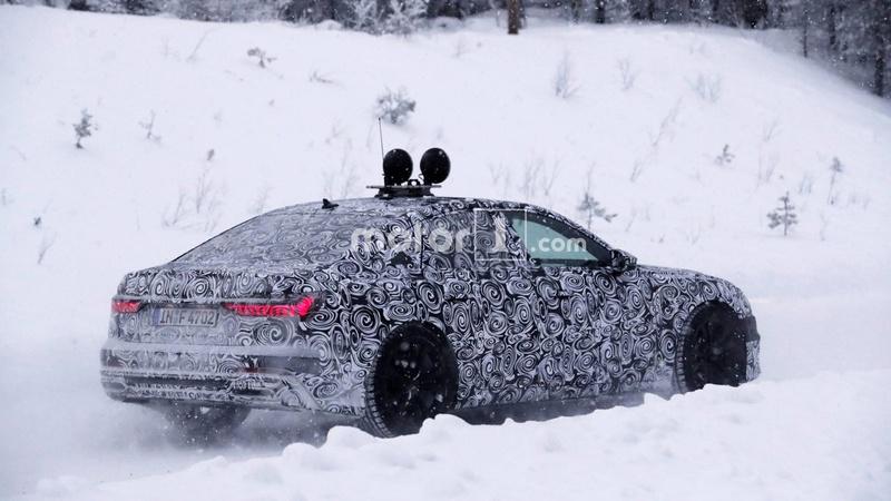 2017 - [Audi] A6 Berline & Avant [C8] - Page 4 41d27410