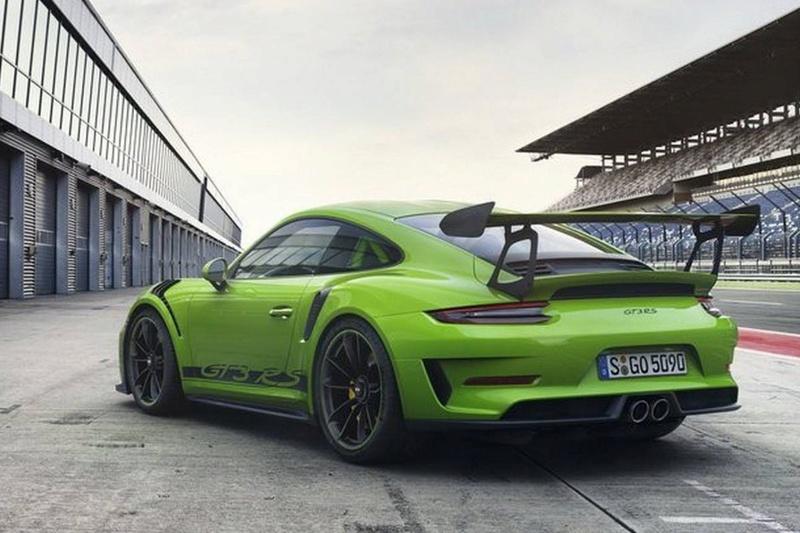2015 - [Porsche] 911 Restylée [991] - Page 11 41e46d10