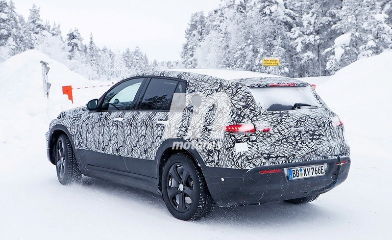 2019 - [Mercedes-Benz] EQ C 41f90a10