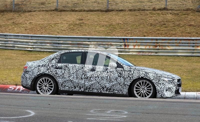 2018 - [Mercedes-Benz] Classe A Sedan - Page 3 42208c10