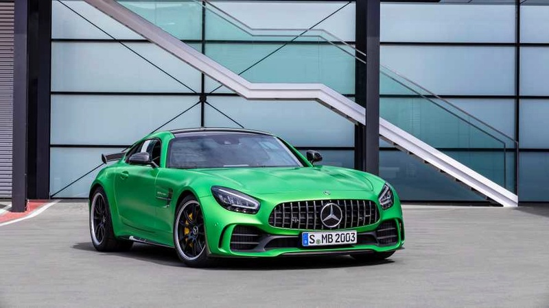 2014 - [Mercedes-AMG] GT [C190] - Page 30 4325f110
