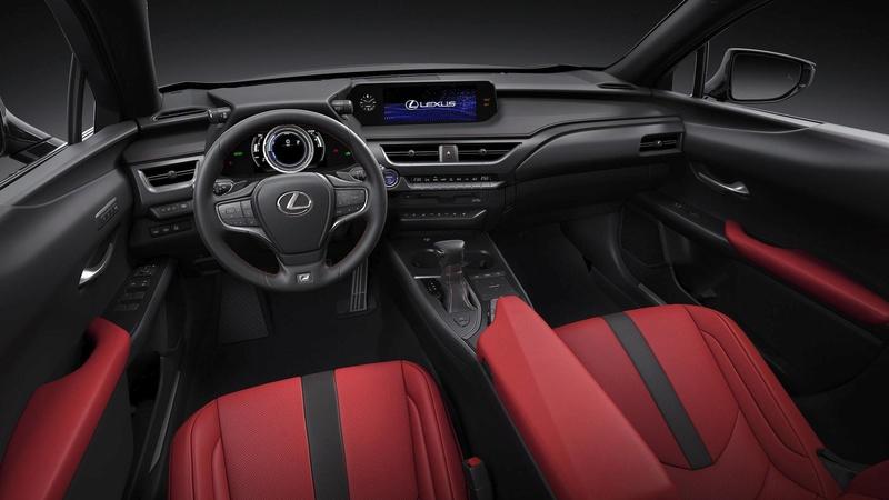 2018 - [Lexus] UX - Page 2 43327510