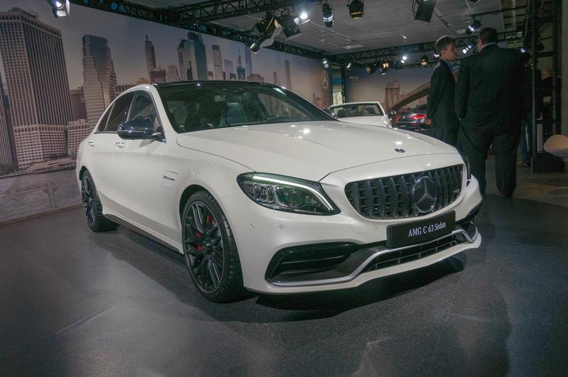 2018 - [Mercedes] Classe C Restylée [W205/S205] - Page 4 43382f10
