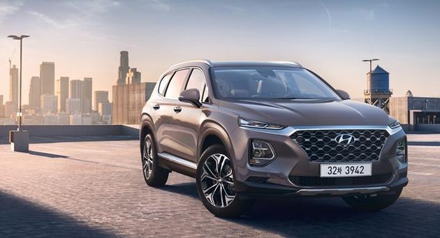 2018 - [Hyundai] Santa Fe IV - Page 2 4451ec10