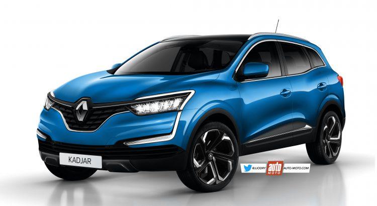 2018 - [Renault] Kadjar restylé  44579a10