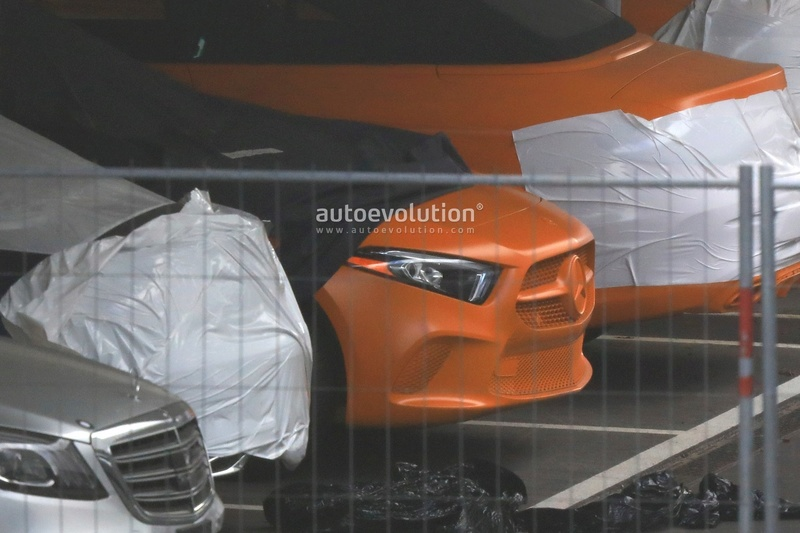 2018 - [Mercedes] CLS III  - Page 4 44b78c10