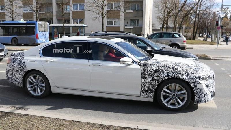 2019 - [BMW] Série 7 restylée  457df910