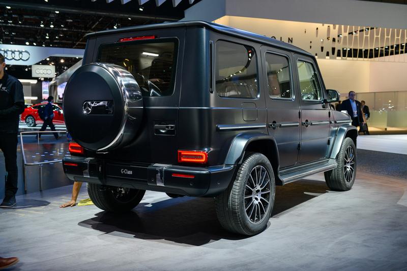 2017 - [Mercedes-Benz] Classe G II - Page 8 4580ac10