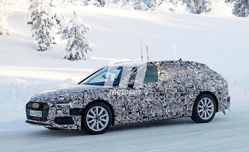 2017 - [Audi] A6 Berline & Avant [C8] - Page 5 459fda10