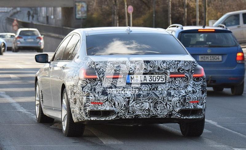 2019 - [BMW] Série 7 restylée  45a68010