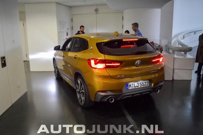 2017 - [BMW] X2 [F39] - Page 13 45acab10