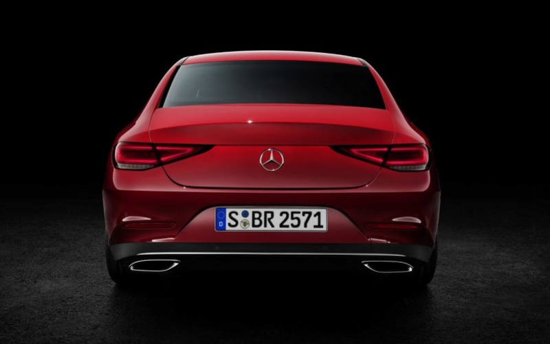 2018 - [Mercedes] CLS III  - Page 5 45cea710