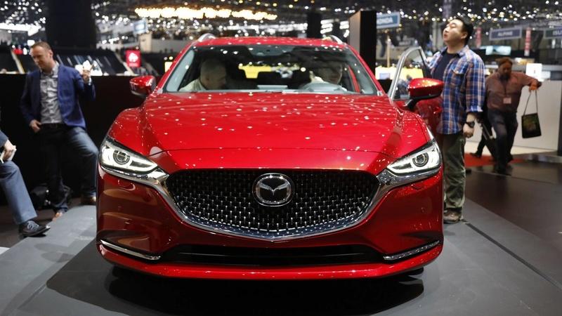 2012 - [Mazda] 6 III - Page 16 46280810
