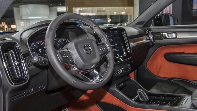 2018 - [Volvo] XC40  - Page 10 46532c10