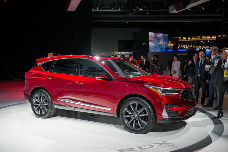 2018- [Acura] RDX 46681d10