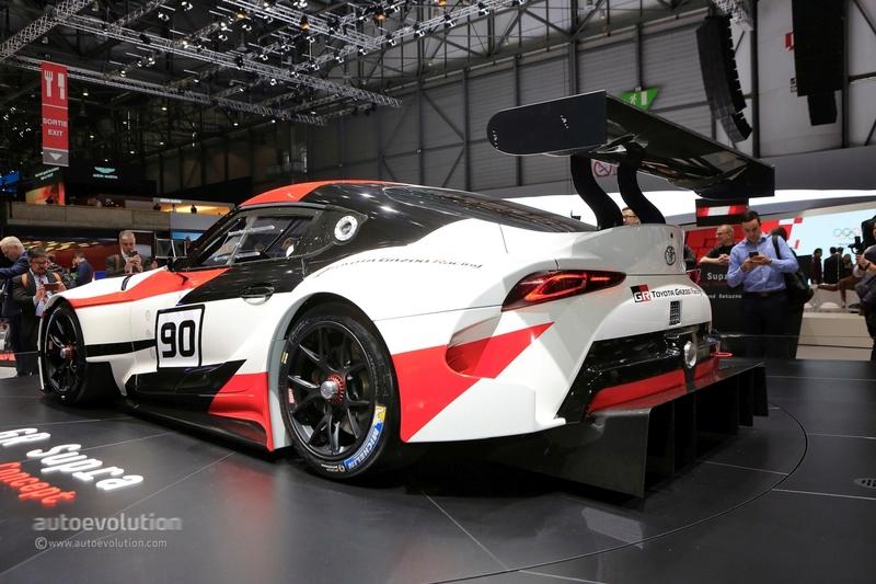 2018 - [Toyota] Racing concept 4677f910