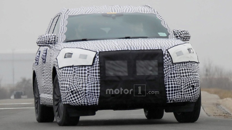 2019 - [Lincoln] Aviator 47516a10