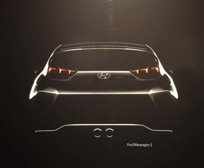2018 - [Hyundai] Veloster II - Page 3 475a4510