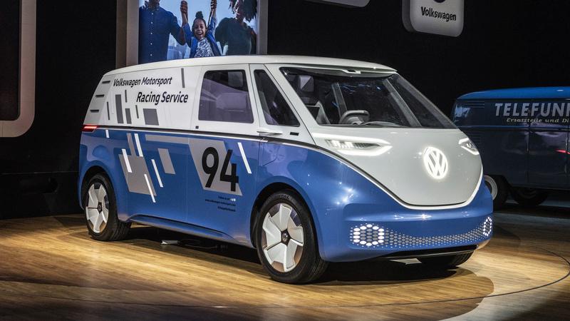 2017 - [Volkswagen] Electric VW Microbus concept - Page 2 479b5610