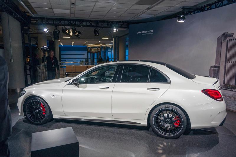 2018 - [Mercedes] Classe C Restylée [W205/S205] - Page 4 47d67010