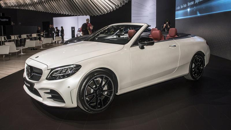 2018 - [Mercedes] Classe C Restylée [W205/S205] - Page 5 47e99610