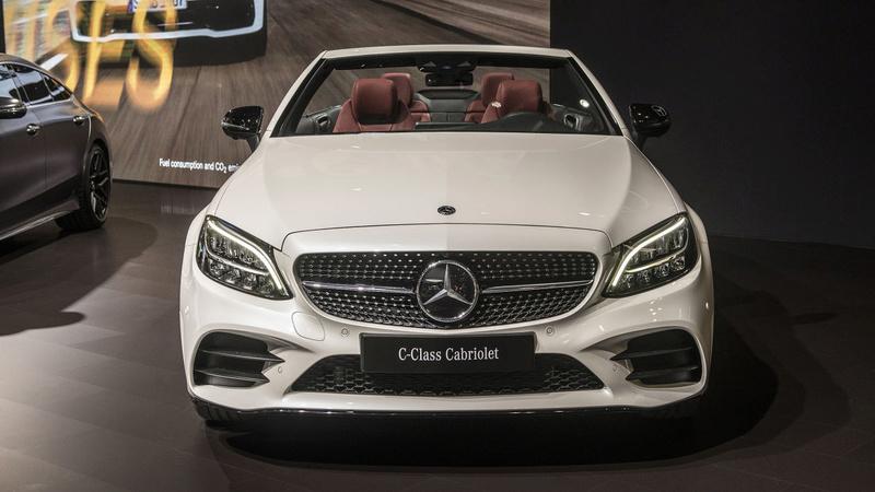 2018 - [Mercedes] Classe C Restylée [W205/S205] - Page 5 480a6c10