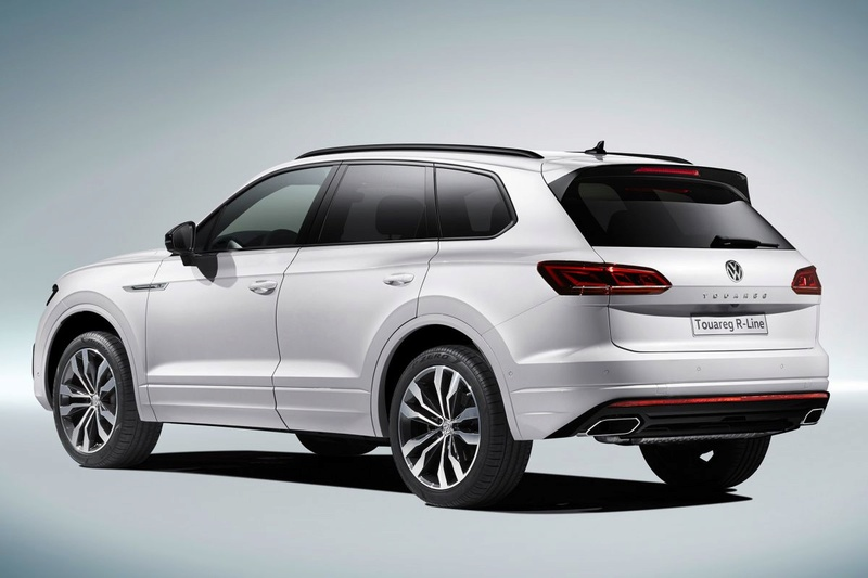 2018 - [Volkswagen] Touareg III - Page 8 48240110