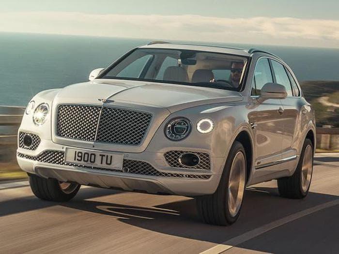 2015 - [Bentley] Bentayga - Page 11 48270510