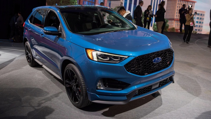 2015 - [Ford] Edge II - Page 5 48519810