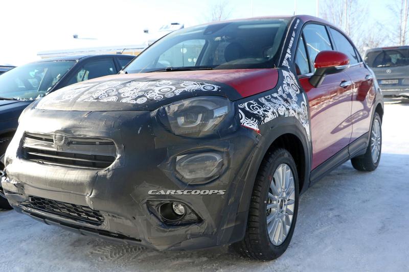 2018 - [Fiat] 500X restylé 485a7210