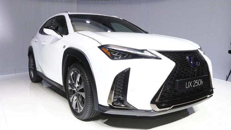 2018 - [Lexus] UX - Page 2 4863a110