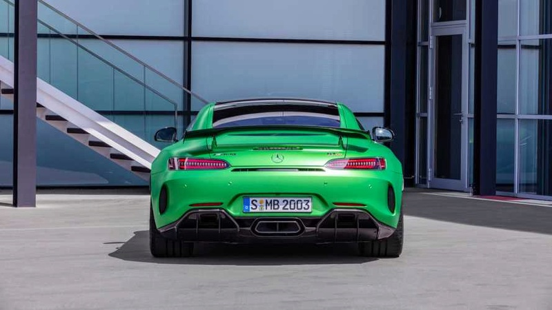 2014 - [Mercedes-AMG] GT [C190] - Page 30 48965910