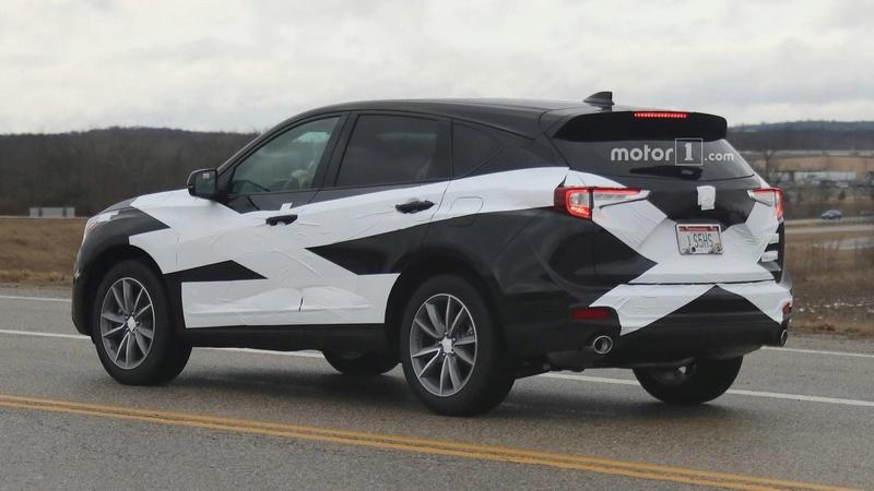 2018- [Acura] RDX 4963a110