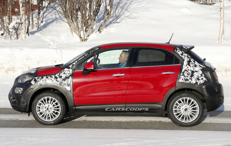 2018 - [Fiat] 500X restylé 498c9a10