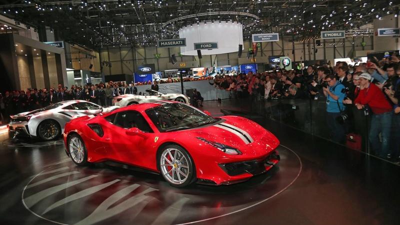 2018 - [Ferrari] 488 Pista - Page 6 49a92010